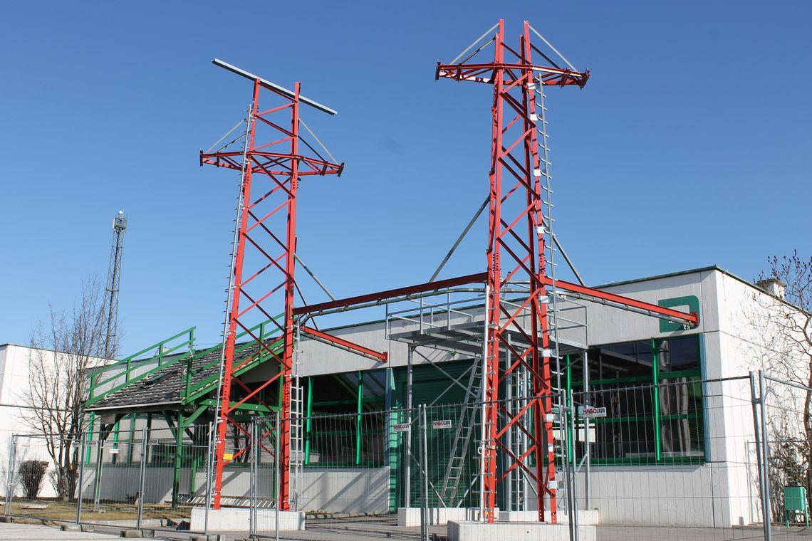 Traingscenter und Schulungszentrum Kögl GmbH, Arbeiten in Höhen und Tiefen